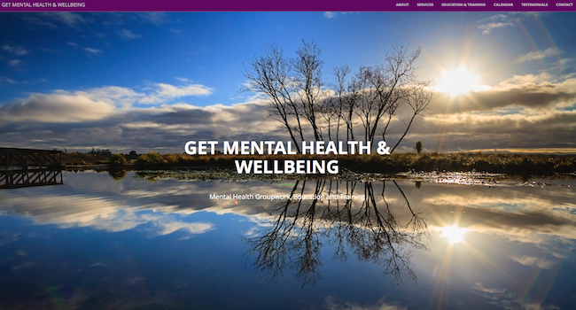 GET Mental Health website